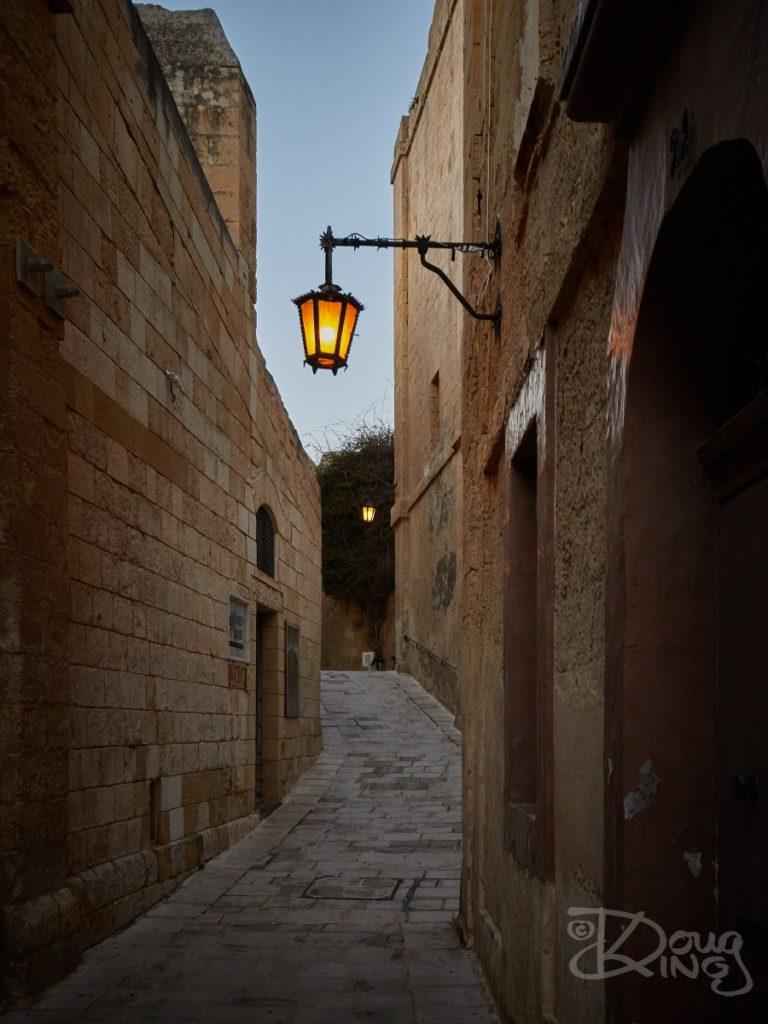 Lamps of Mdina